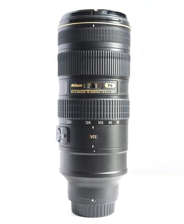 Nikon 70-200mm 2.8G II ED - Jasmine Norris
