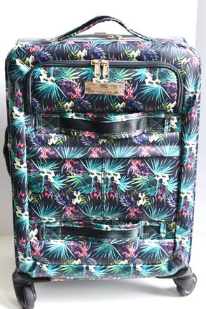 House of Flynn Rolling Camera Suitcase - Jasmine Norris