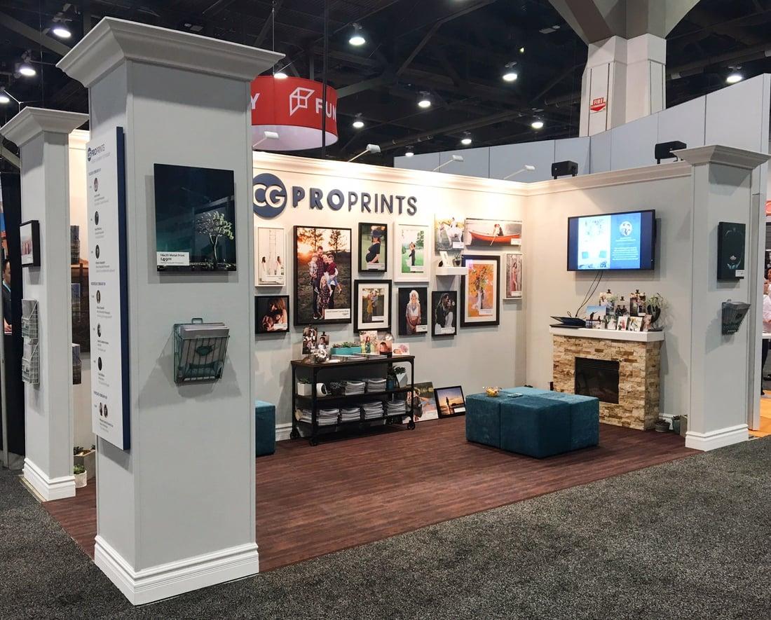CG Pro Prints WPPI Booth