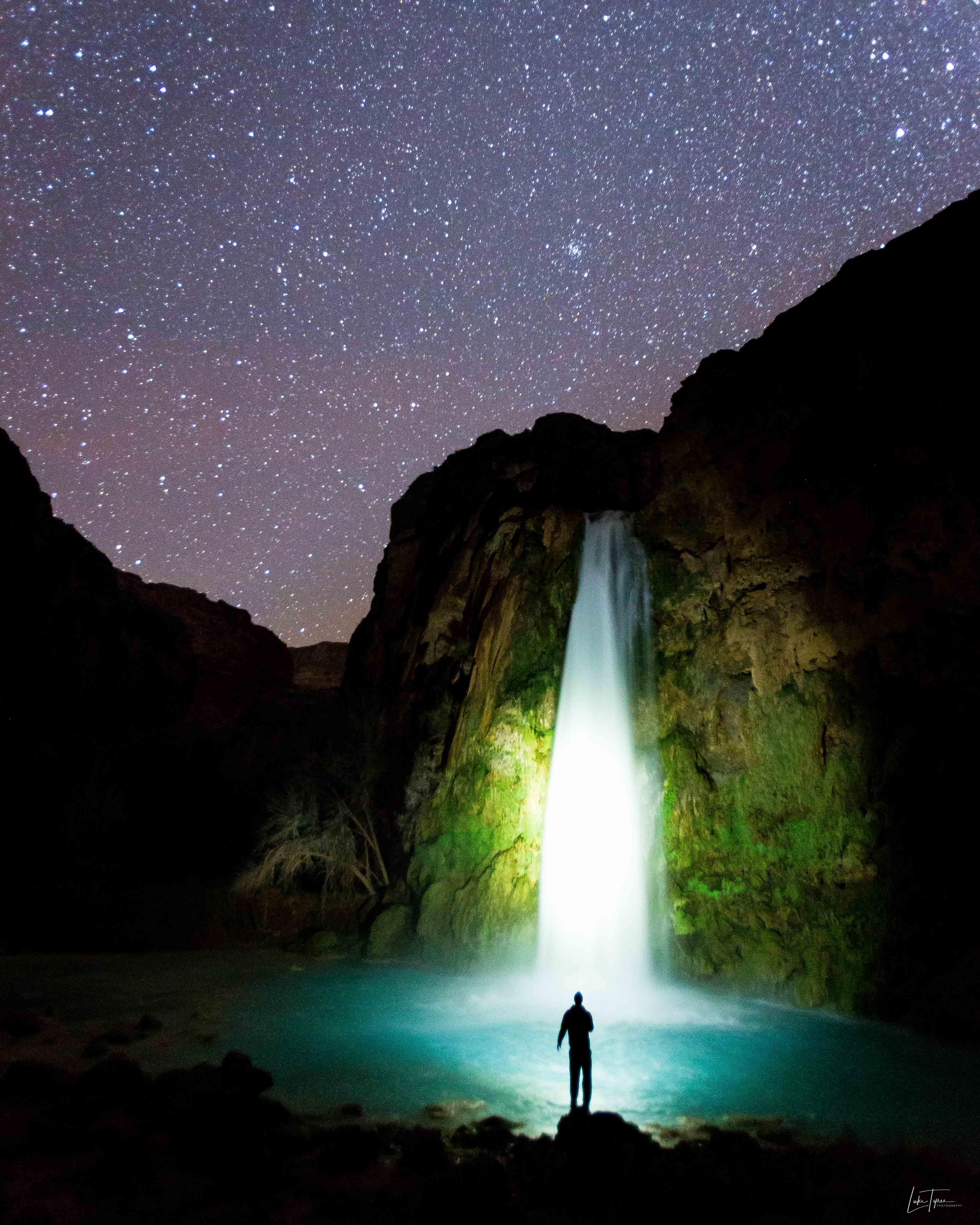 Grand Canyon Astrophotography