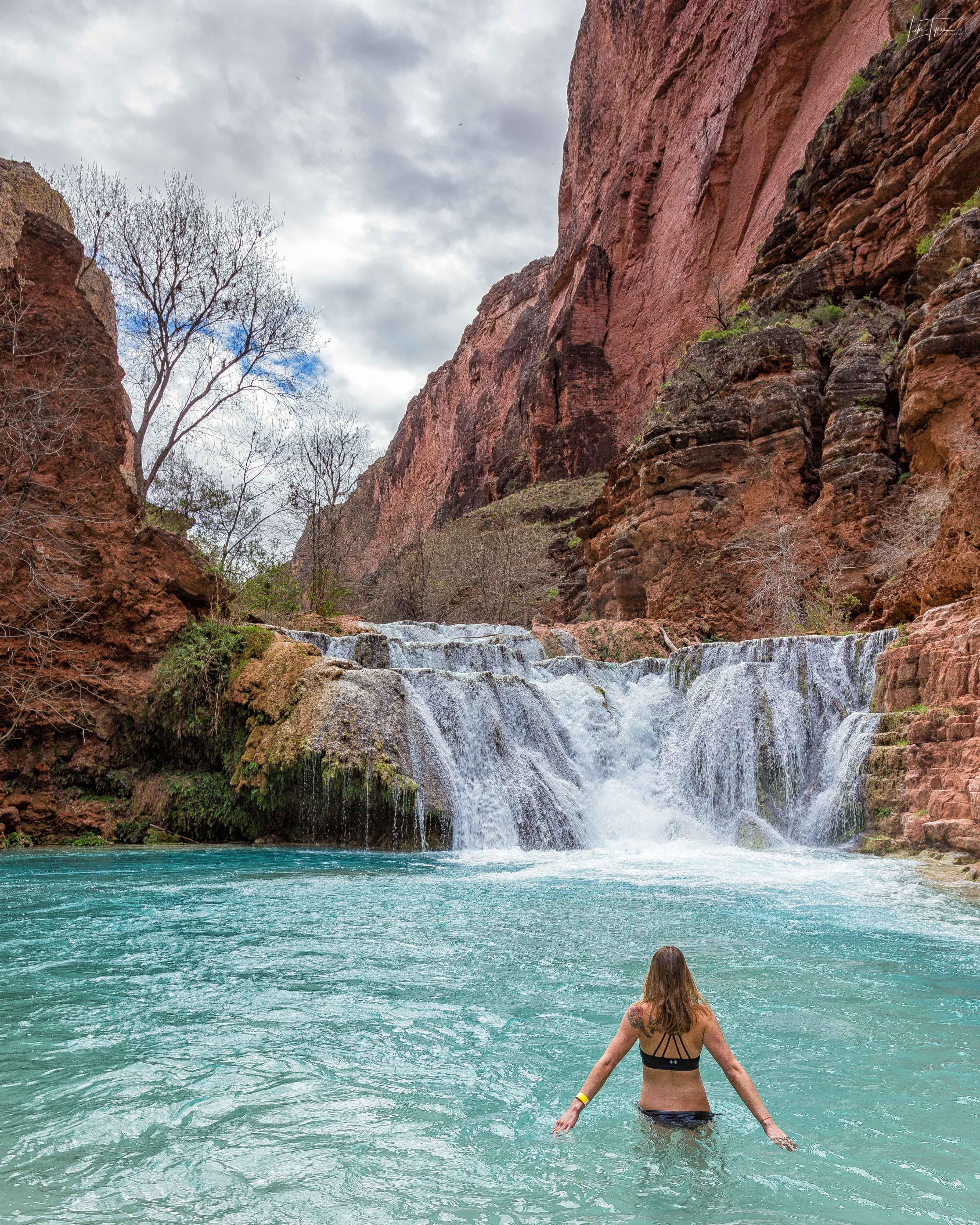 Beaver Falls Grand Canyon