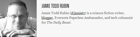 Jamie Todd Rubin