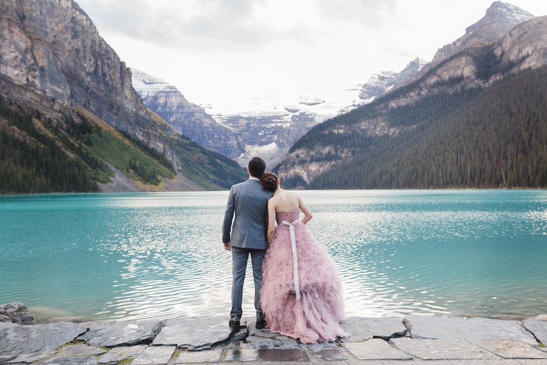 ENV Photography wedding portrait