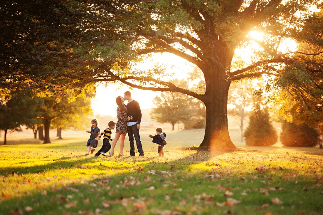 Patricia Mingus family portrait photography